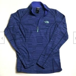 The North Face Women's 1/4 Zip Pullover Size Small